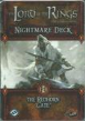 Lord of the Rings : The Card Game - Nightmare Decks - The Redhorn Gate